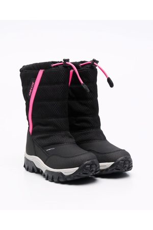 Geox Girls Ankle Boots - Himalaya waterproof ankle boots