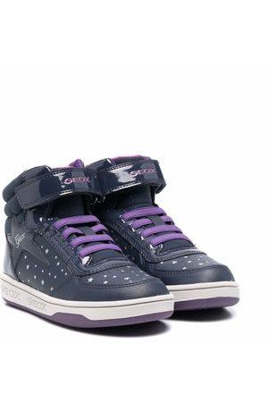 Geox Girls Sneakers - Maltin high-top sneakers