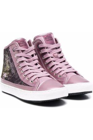 Geox Girls Sneakers - Kalispera high-top sneakers