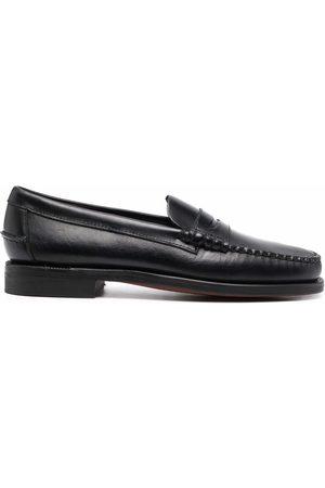 SEBAGO Slip-on leather loafers