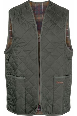 Barbour Quilted cotton gilet