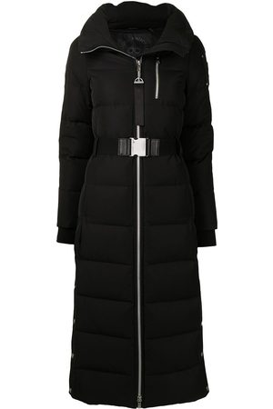 Moose Knuckles Women Parkas - Miette belted parka coat
