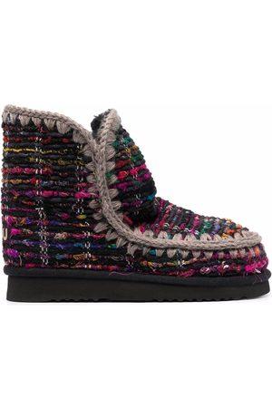 Mou Women Boots - Eskimo Sneaker wool boots