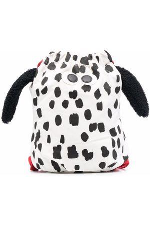 Stella McCartney Dalmatian-print pop-up ears backpack