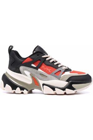 Michael Kors Nick Mixed-Media low top sneakers