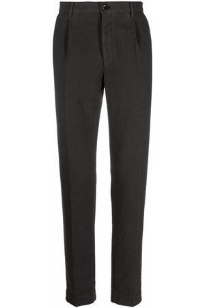 Incotex Men Chinos - Straight-leg chino trousers