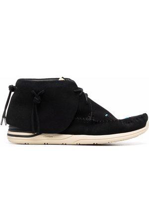 visvim Men Loafers - Foldover moccasin boots