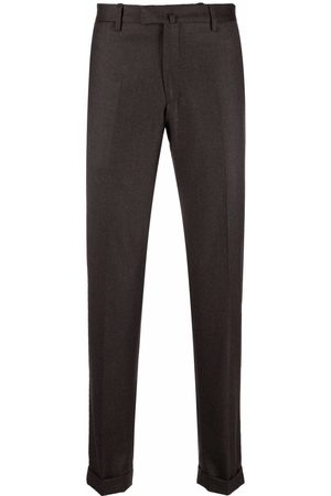 Briglia 1949 Men Formal Pants - Mid-rise tailored trousers