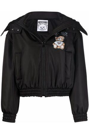 Moschino Teddy Bear-print jacket