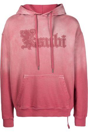 Ksubi Men Hoodies - Logo-print ombre hoodie