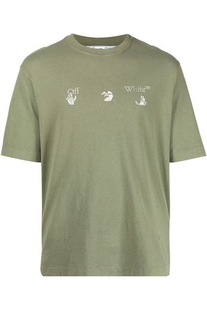 Off-White Men T-shirts - Logo-print T-shirt
