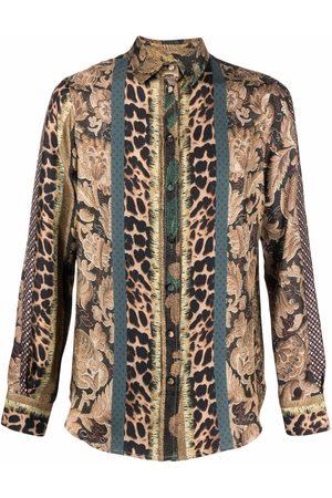 Pierre-Louis Mascia Shirts - Patterned button shirt