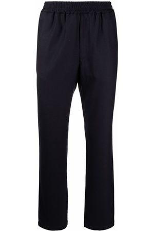 Barena Men Straight Leg Pants - Elasticated-waist trousers