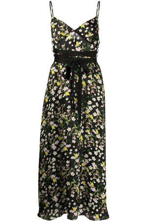 Cynthia Rowley Women Printed Dresses - Capri floral-print dress