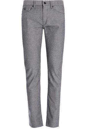BOSS Slim-cut denim jeans - Grey