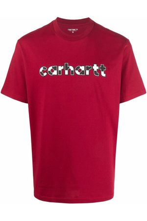 Carhartt WIP Logo organic cotton T-shirt