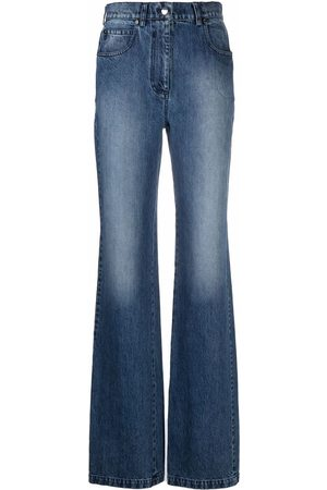 Michael Michael Kors Women Straight - Flared-style jeans