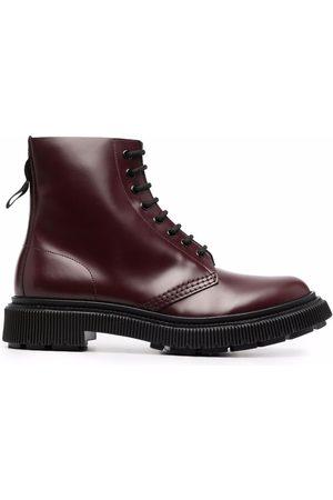 Adieu Paris Men Ankle Boots - Ankle lace-up boots