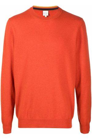 PAUL SMITH Plain fine-knit jumper