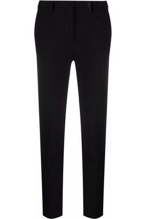 LARDINI Women Formal Pants - Slim-fit tailored trousers