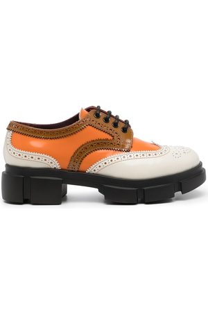 Antonio Marras Women Formal Shoes - Colour-block design brogues - Multicolour