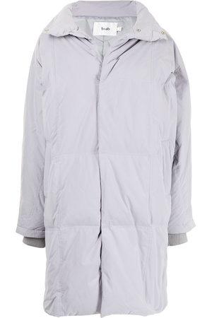 b+ab Padded high-neck jacket
