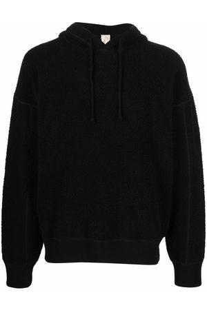 Ten C Men Long sleeves - Long-sleeve fleece hoodie
