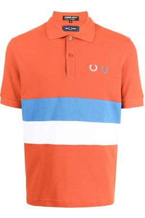 Comme Des Garçons Homme Deux Men Polo Shirts - X Fred Perry cotton polo shirt