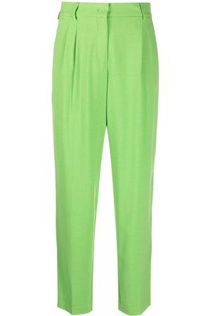 Blanca Vita Women Formal Pants - Straight-leg tailored trousers