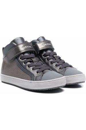 Geox Sneakers - Kalispera hi-top sneakers - Grey