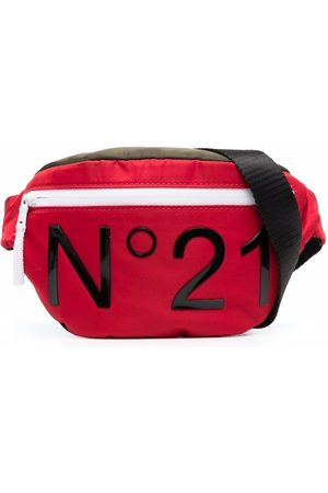 Nº21 Kids Bags - TEEN logo-print belt bag