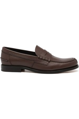 Tod's Men Loafers - Round-toe penny loafers