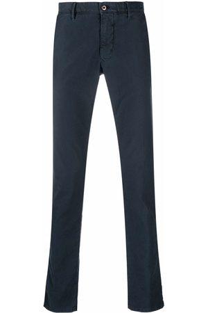 Incotex Four-pocket stretch-cotton chinos