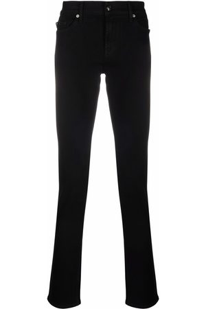 7 For All Mankind Men Slim - Slim-fit mid-rise jeans
