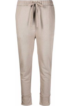 Kristensen Du Nord Women Skinny Pants - Skinny cotton trousers - Grey