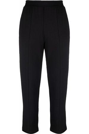 Pinko High-waisted straight-leg trousers