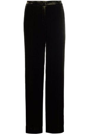 Aspesi Velvet-effect trousers