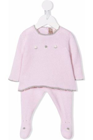 La Stupenderia Baby Rompers - Cashmere knitted romper