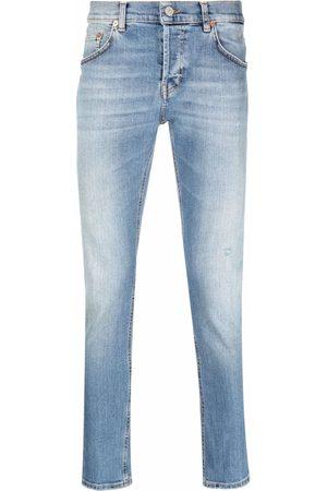 DONDUP Slim-cut denim jeans