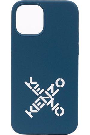 Kenzo Logo-print iPhone 12/12 Pro case