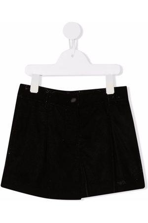 Emporio Armani Kids Girls Shorts - Classic short-shorts