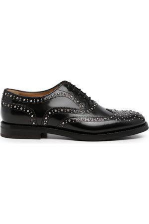 Church's Women Formal Shoes - Burwood Oxford brogue shoes