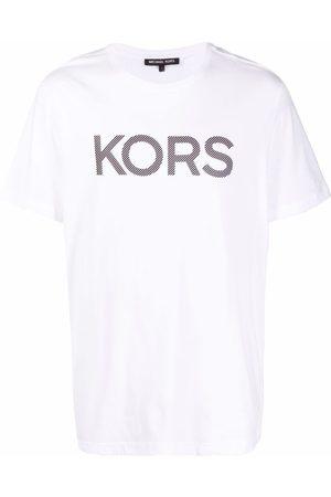 Michael Kors Striped logo T-shirt