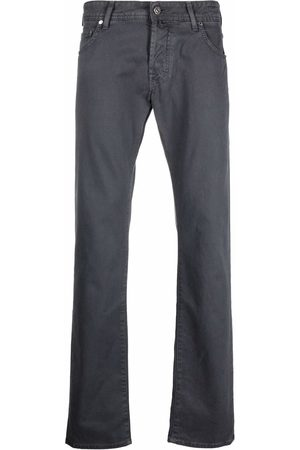 Jacob Cohen Straight-leg trousers - Grey