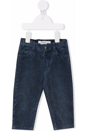 Bonpoint High-rise slim-fit jeans