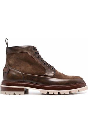 Santoni Men Ankle Boots - Leather ankle-boots
