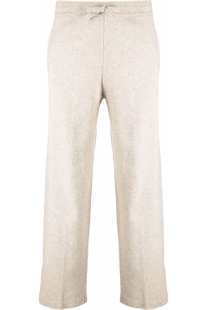 Isabel Marant Étoile Knitted track pants - Grey