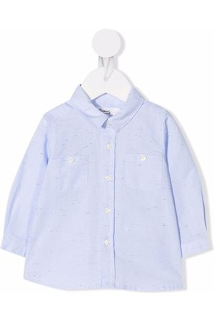 Bonpoint Shirts - Button-down fitted shirt