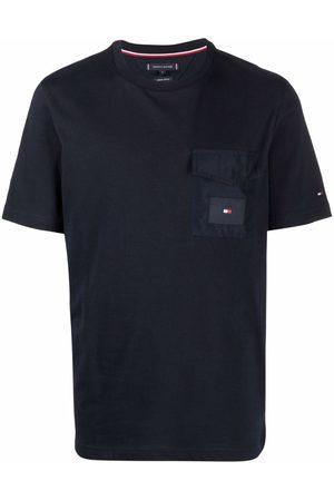Tommy Hilfiger Pocket-detail short-sleeved T-shirt