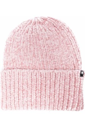 Molo Boys Beanies - Rib-knit beanie hat